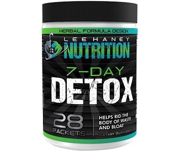 Lee Haney Nutrition 7 Day Detox Review - For Flushing And Detoxing The Colon