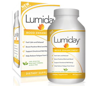 Lumiday Mood Enhancement Review - For Relief From Anxiety And Tension
