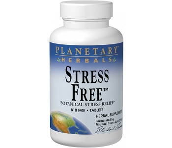Planetary Herbals Stress Free Review - For Relief From Anxiety And Tension