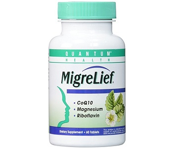 Quantum Health Migrelief Review - For Relief From Migraines