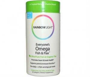 Rainbow Light Everyone's Omega Review - For Cognitive And Cardiovascular Support