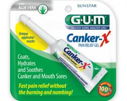 Sunstar Gum Canker-X Gel Review
