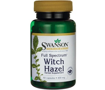 Swanson Premium Full Spectrum Witch Hazel Review - For Reducing The Appearance Of Varicose Veins