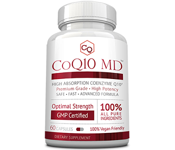 Approved Science CoQ10 MD Review - For Cognitive And Cardiovascular Support