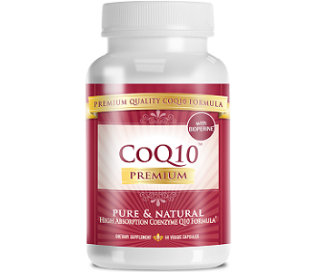 Premium Certified CoQ10 Premium Review - For Cognitive And Cardiovascular Support