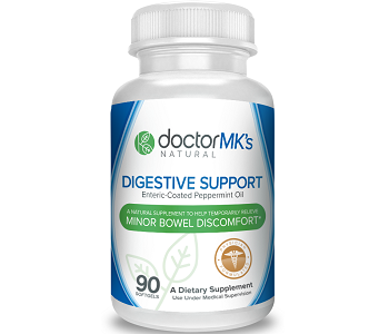 Doctor MK's Natural Digestive Support Enteric-Coated Peppermint Oil Review