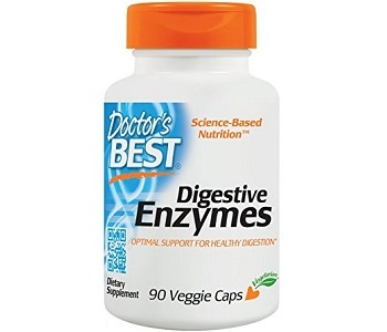 Doctor's Best Digestive Enzymes Review - For Increased Digestive Support And IBS