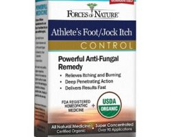 Forces of Nature Athlete's Foot Control Review