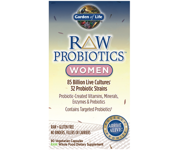 Garden of Life Raw Probiotics Review - For Increased Digestive Support