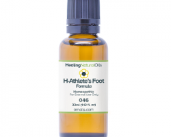 Healing Natural Oils H-Athlete's Foot Formula Review