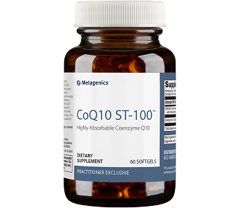 Metagenics CoQ10 ST 100 Review - For Cognitive And Cardiovascular Support