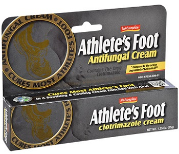 Natureplex Athlete's Foot Antifungal Cream Review - For Athletes Foot
