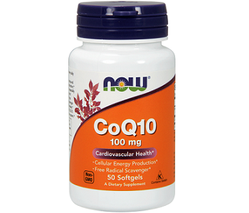 Now CoQ10 Review - For Cognitive And Cardiovascular Support