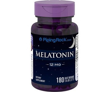 Piping Rock Melatonin Review - For Jet Lag
