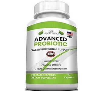 Pure Heartland Advanced Probiotic Review - For Increased Digestive Support