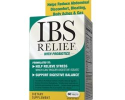 The Carter-Reed Company IBS Relief With Probiotics Review