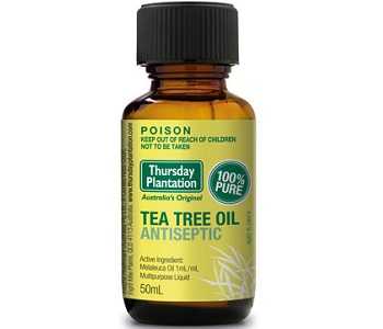 Thursday Plantation Tea Tree Oil Review - For Combating Fungal Infections