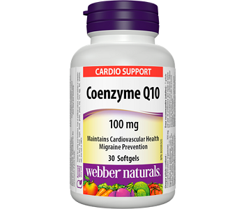 Webber Naturals Coenzyme Q10 Review - For Cognitive And Cardiovascular Support