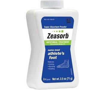 Zeasorb Athlete's Foot Review - For Relief From Athletes Foot