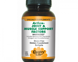 Country Life Arthro Joint and Muscle Relief Factors Review