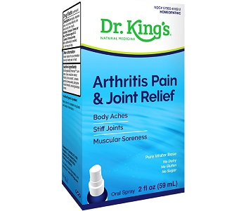 Dr. King's Arthritis and Joint Relief Review - For Healthier and Stronger Joints