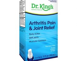 Dr. King's Arthritis and Joint Relief Review