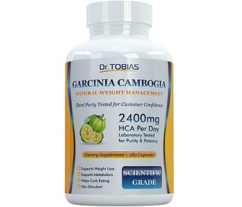 Dr. Tobias Garcinia Cambogia Weight Loss Supplement Review