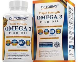 Dr.Tobias Omega 3 Fish Oil Review