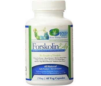 Ever Young Products Forskolin Edge Review - For Weight Loss