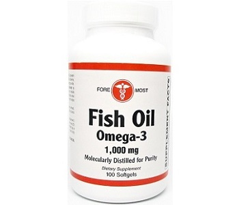 Fore Most Fish Oil Omega-3 Review - For Cognitive And Cardiovascular Support