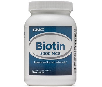 GNC Biotin Review - For Hair Loss, Brittle Nails and Problematic Skin