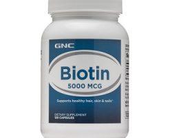 GNC Biotin Review
