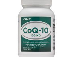 GNC COQ10 Review