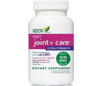 Genuine Health Fast Joint and Care Review - For Healthier and Stronger Joints