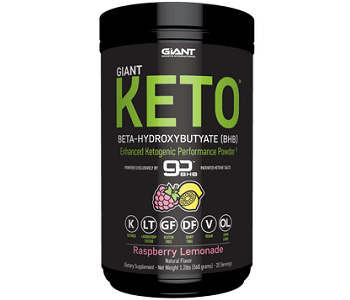 Giant Sports International Giant Keto Weight Loss Supplement Review