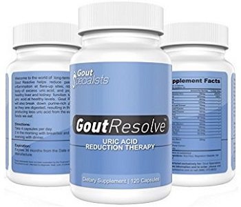 Gout Specialist Gout Resolve Review - For Relief From Gout