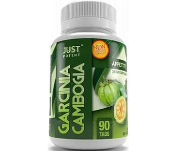 Just Potent Garcinia Cambogia Weight Loss Supplement Review