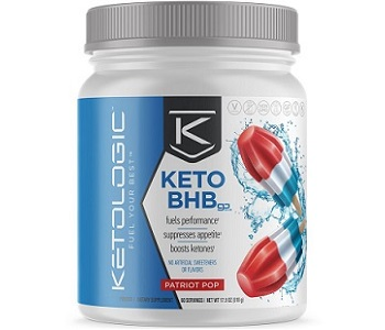 KetoLogic Keto BHB Go Weight Loss Supplement Review