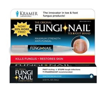 Kramer Labs Fungi-Nail Toe & Foot Brand Review - For Combating Fungal Infections