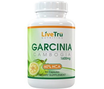 LiveTru Nutrition Garcinia Cambogia Weight Loss Supplement Review
