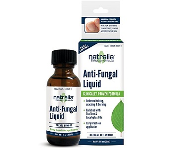 Natralia Anti Fungal Liquid Review - For Combating Fungal Infections