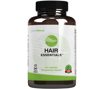 Natural Wellbeing Hair Essentials Review - For Hair Growth