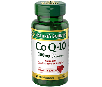 Nature's Bounty CoQ10 Review - For Cognitive And Cardiovascular Support