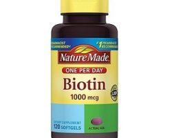 Nature Made Biotin Review