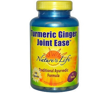 Nature's Life Turmeric Ginger Joint Ease Review - For Healthier and Stronger Joints