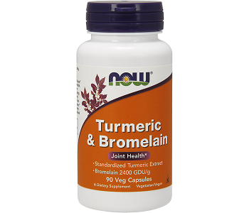 Now Turmeric and Bromelain Review - For Improved Overall Health