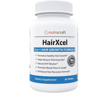 Nutracraft HairXcel Review - For Hair Growth