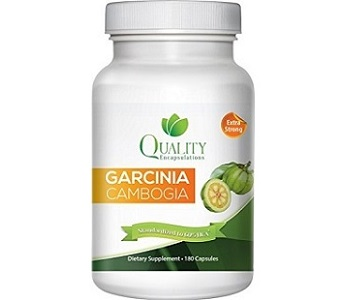 Quality Encapsulations Garcinia Cambogia Weight Loss Supplement Review