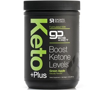 Sport Research Keto Plus Weight Loss Supplement Review