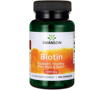 Swanson Biotin Review - For Hair Loss, Brittle Nails and Problematic Skin